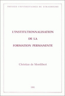 L'institutionnalisation de la formation permanente