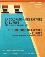 La coloration des façades en Europe