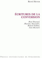 Écritures de la conversion